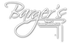 Bargers Custom Cabinets Logo
